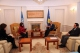 Predsednik Pacolli je primio g.đu Osnat Lubranti, stalnu predstavnicu UNDP-Í na Kosovu