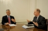 President Thaçi meets with the UNDP Development Coordinator, Andrew Russell