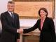 Predsednica Jahjaga imala je susret sa premijerom Thaçi