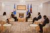 Presidentja Vjosa Osmani takoi ambasadoren holandeze në Kosovë, Carin Lobbezoo