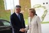 Presidenti Thaçi udhëtoi për vizitë zyrtare në Gjermani