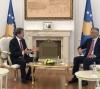 Presidenti Thaçi priti shefin e vëzhguesve të BE-së, shprehen të kënaqur me procesin elektoral