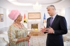 President Thaçi receives the letters of credence of the Ghanaian Ambassador