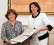 President Jahjaga received Mrs. Louise Arbour