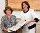 Predsednica  Jahjaga je primila danas g-đu  Louise Arbour