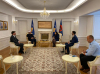 Presidentja Osmani priti Myftiun Tërnava