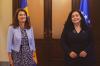 Presidentja Osmani priti kryesuesen e OSBE-së, njëherësh ministre e Punëve të Jashtme të Suedisë, znj. Ann Linde