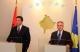 UD i Presidentit të Kosovës, dr. Jakup Krasniqi priti ambasadorin e Republikës së Shqipërisë në NATO, z. Artur Kuko