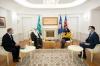 Presidentja Osmani pranoi letrat kredenciale nga ambasadori i ri i Mbretërisë së Arabisë Saudite