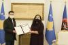 VD predsednice Osmani odlikovala Predsedničkom medaljom zasluga 18 zdravstvenih stručnjaka