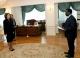 President Jahjaga received Mr. Kwami Christophe Dikenou, Ambassador of Togo in Berlin, nonresident for Kosovo