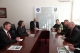 President Atifete Jahjaga visits the Ministry of Kosovo Security Force