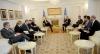 Presidenti Thaçi kërkon nga Quint-i të mos tolerojnë përzierjen e Serbisë në zgjedhjet në Kosovë