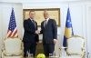 President Thaçi received Ambassador Richard Grenell at a meeting