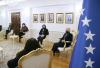 """U.d. e Presidentes, dr.Vjosa Osmani pret shoqatën 'Thirrjet e Nënave"""", diskutohet për Ligjin për të pagjeturit"""