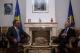 Presidenti Sejdiu priti kryetarin e ri të PShDK-së, z.Ton Marku