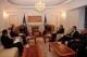 Predsenik Pacolli je dočekao na sastanak delegaiju Međunarodnog Monetarnog Fonda