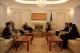 President Jahjaga received the deputy Prime Minister of Kosovo, Slobodan Petroviq