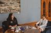 Presidentja Osmani u takua me Presidenten e Estonisë, znj. Kersti Kaljulaid_9
