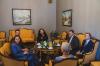 Presidentja Osmani pritet në takim nga Presidenti i  Parlamentit të Estonisë, Jüri Ratas