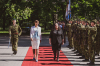 Presidentja Osmani u takua me Presidenten e Estonisë, znj. Kersti Kaljulaid_1