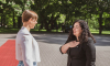 Presidentja Osmani u takua me Presidenten e Estonisë, znj. Kersti Kaljulaid_6