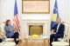President Thaçi meets US Assistant Secretary of State Nuland