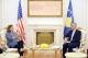 Presidenti Thaçi priti Nënsekretaren Nuland