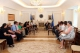 Presidenti Sejdiu dekoroi luftëtarët e lirisë Bekim Berisha- Abeja, Bedri Shala, Elton Zherka, Përmet Vula e Muhamet (Sefer) Haxhaj