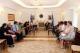 Predsednik Sejdiu je odlikovao borce za slobodu Bekim Berisha-Abeja, Bedri Shala, Elton Zherka, Përmet Vula i Muhamet (Sefer) Haxhaj