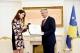 Presidenti Thaçi dekoron me Medaljen Presidenciale të Meritave këngëtaren Dua Lipa
