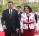 President Jahjaga received the President of Slovenia, Mr. Borut Pahor