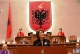 PRESIDENT JAHJAGA'S SPEECH AT THE PARLIAMENT OF THE REPUBLIC OF ALBANIA