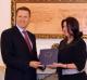 President Atifete Jahjaga received EU Special Representative in Kosovo, Mr. Samuel Zbogar