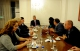 Presidenti Thaçi priti përfaqësuesit e familjeve të të pagjeturve shqiptarë dhe serbë