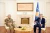 Predsednik Thaçi zahvalio se generalu Giovanni-u Fungo zbog službe na Kosovu