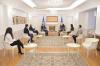 U.d. e Presidentes së Kosovës, Vjosa Osmani priti në takim ministrin e shëndetësisë Armend Zemaj