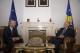 Presidenti Sejdiu takoi z. Lamberto Zannier, përfaqësues i Sekretarit të Përgjithshëm të OKB-së në Kosovë