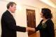 Predsednica Atifete Jahjaga je dočekala šefa EULEX-a, Bernd Borchardt