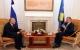 President Danilo Turk promises Slovenia's continuous support for Kosovo