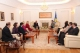 President Atifete Jahjaga received the delegation of the Parliamentary Group of the Democratic Party of Kosovo