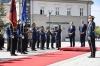 Predsednik Thaçi dočekao je predsednika Albanije, Bujara Nishani