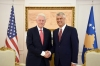 "President Thaçi awarded President Clinton with the ""Order of Freedom"""