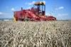 Presidenti Thaçi uron fermerët për nisjen e fushatës së korrje-shirjeve të grurit