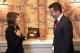 Presidentja Atifete Jahjaga u takua me kryetarin e Bashkisë së Tiranës, Erion Veliaj