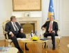 President Thaçi received the Finnish Foreign Minister, Timo Soini