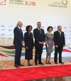 President Thaçi attended the opening of the 17th Francophonie Summit