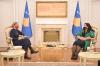 VD predsednice dr Vjosa Osmani sastala se sa hrvatskom ambasadorkom Danijelom Barišić