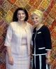 Predsednica Jahjaga se sastala sa Melanne Verveer i sa Janne Harman