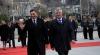 Predsednik Thaçi dočekao je predsednika Slovenije Boruta Pahora